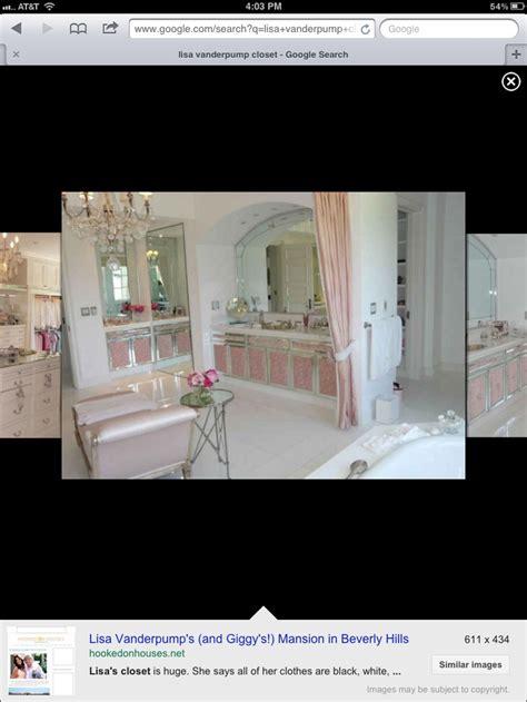 lisa vanderpump bathroom lisa vanderpump closet interior spaces design