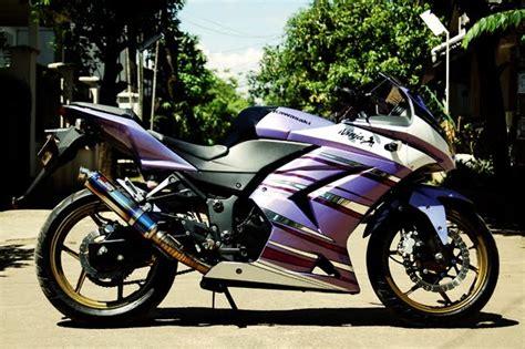 Striping Stiker Motor Kawasaki R 2013 cutting sticker 250r newhairstylesformen2014
