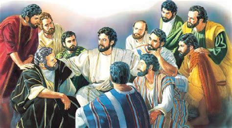 imagenes de jesus hablando con sus apostoles parroquia san juan bautista 2014 11 09