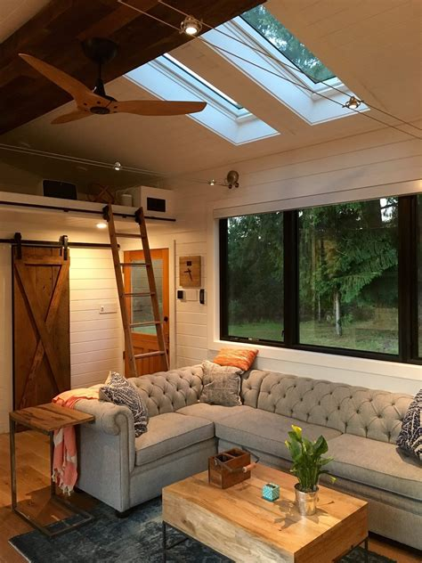 stunning interiors for the home the quot hawaii house quot by tiny heirloom tiny house town