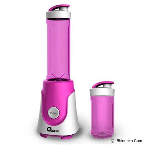 jual oxone personal blender ox 853 pink cek