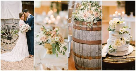 Elegant Rustic Wedding Decor   Decoration For Home