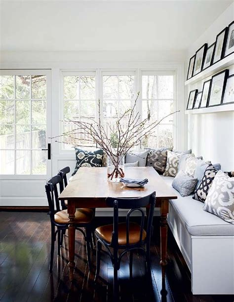 Corner Banquette Dining by Best 25 Corner Breakfast Nooks Ideas On