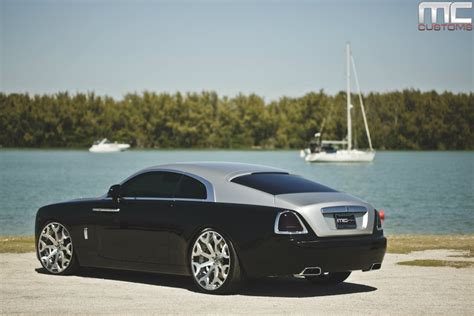 customized rolls royce wraith rolls royce custom