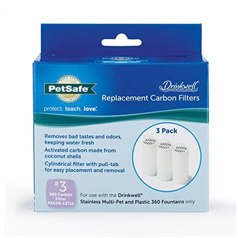 Pet Water Filter Yang Yp 001 petsafe drinkwell 360 premium carbon filters and cat import it all