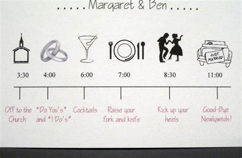 wedding day timeline template e commercewordpress