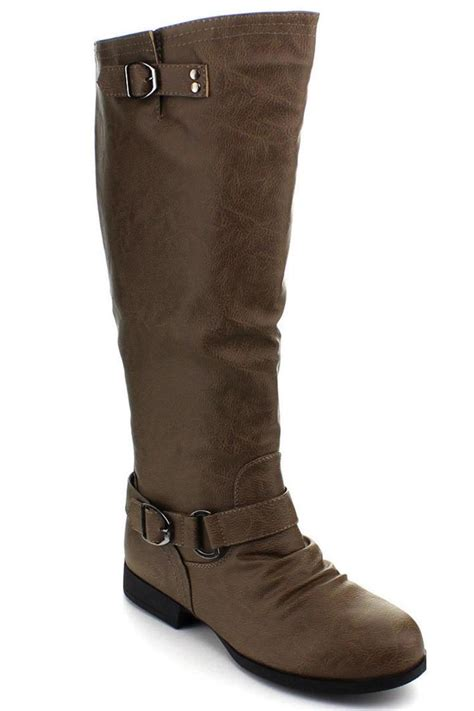top moda knee high boots from california by that s