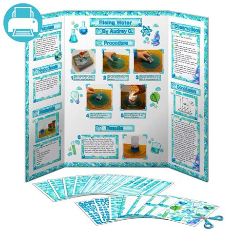make a science fair project about how to make a simple circuit