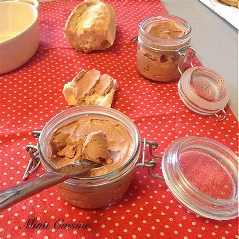 de cuisine thermomix mousse de foie recette thermomix mimi cuisine