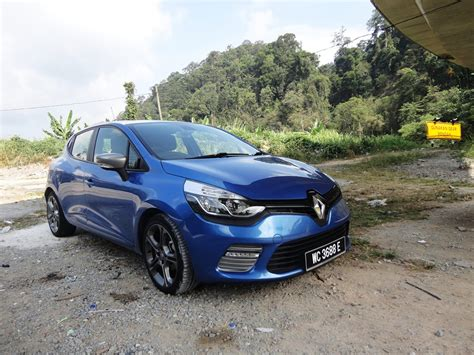 clio renault 2016 motoring malaysia test drive renault clio gt line a