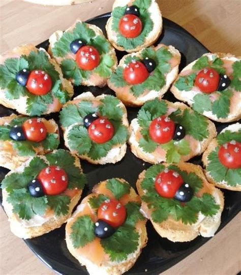 themed food 17 best ideas about ladybug foods on