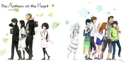 nonton anime anohana the flower we saw that day member nogizaka46 menangis all about