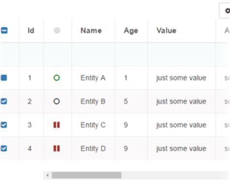 Smart Table Angular by Advanced Datagrid For Angularjs Ag Grid Angular Script