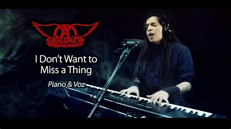 Things I Don T Want To aerosmith i don t want to miss a thing versi 243 n ac 250 s