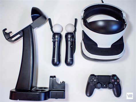 Jual Playstation Vr Ps Vr Stand With Move And Controller Charger Your Playstation Vr Experience Is Best With A Charging