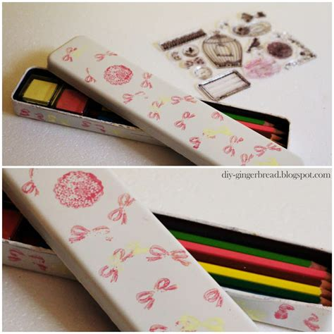 Small Handmade Gifts - handmade gifts small gift ideas for pencil box