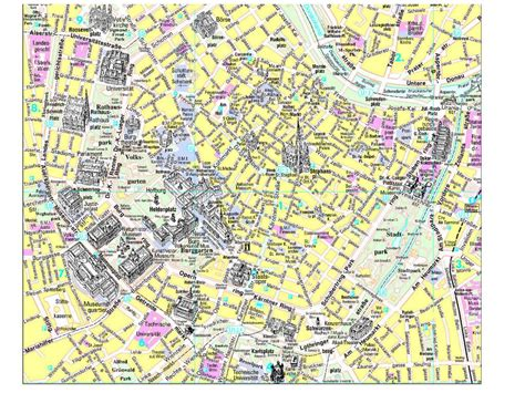 Printable Map Vienna | large vienna maps for free download and print high