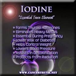 Iodine Related Bromide Detox by The Iodine Protocol Healingsolutionshealth