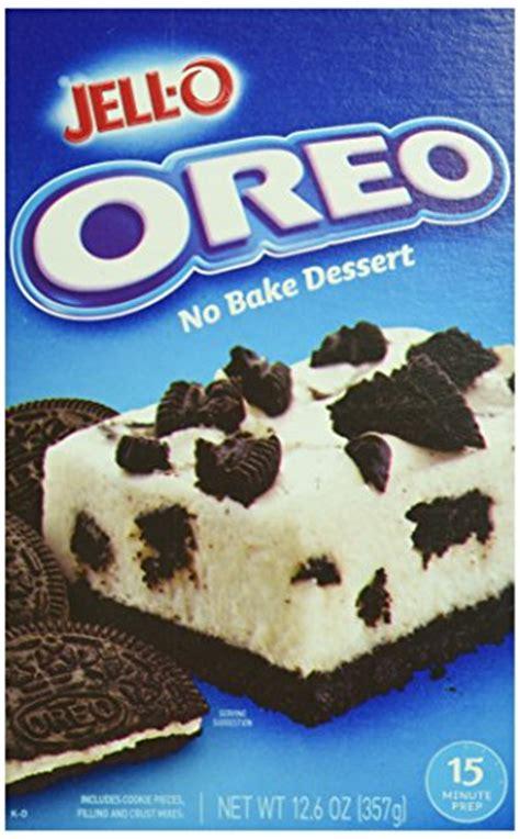 Jello No Bake Oreo Dessert 12 6 Oz jell o no bake oreo dessert 12 6 oz 043000217184