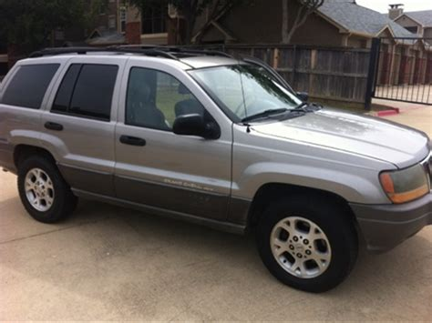 Jeep Grand For Sale By Owner 2000 Jeep Grand Sale By Owner In Lewisville Tx 75077