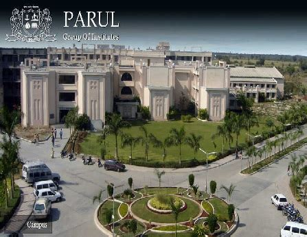 Parul Mba by Parul Institute Of Engineering And Technology Govt