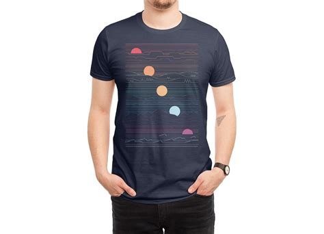 S A S Tshirt many lands one sun by rick crane mens threadless
