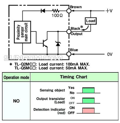 omron proximity switch wiring diagram wiring diagram