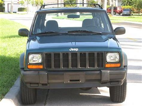 97 Jeep 2 Door Buy Used 1998 97 99 00 Jeep Sport 4x4 One Owner 2