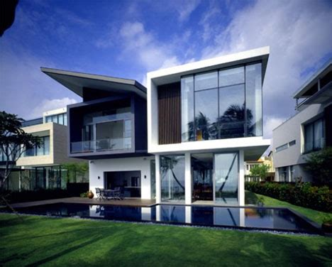 modern home design architects ultramodern house works despite small lot size