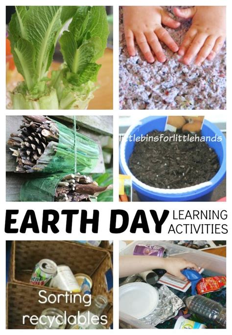easy earth day activities  kids earth science