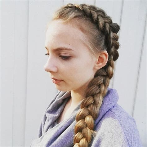 Pretty Hairstyles For School With Braids by 20 Sweet Braided Hairstyles For Pretty Designs