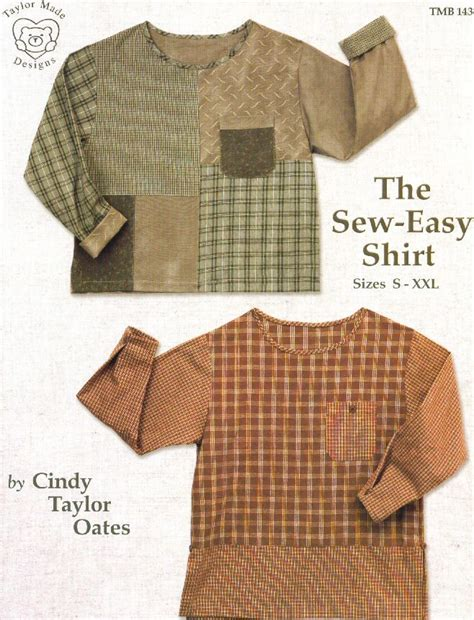 pattern for easy shirt how to sew at shirt t shirts design concept