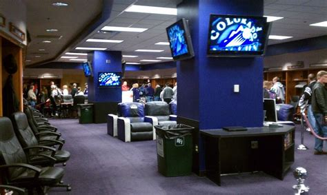 Blue Room Milwaukee by Colorado Rockies Locker Room Mlb Clubhouses