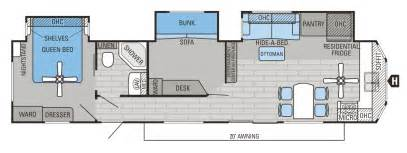 Jayco Jay Flight Floor Plans 2016 jay flight bungalow travel trailer floorplans