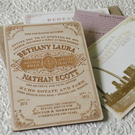 Rustic Wedding Invitations by Wedding Invitations Cheap Rustic Wedding Invitations For