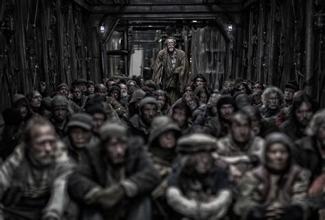 snowpiercer review film takeout