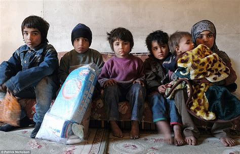 Syria Serut Daily 3 six syrian children survived on their own for two months daily mail