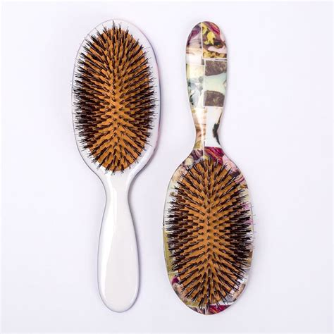 Handmade Hair Brushes - personalized hair brush design your own hair brush
