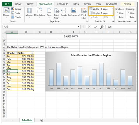 print excel worksheets on one page how to print an excel sheet on one page exceldemy