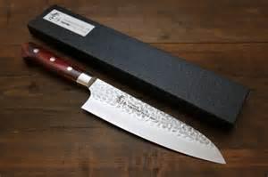 Japanese Folded Steel Kitchen Knives Japanny Online Store 100 Made In Japan Crafts Sakai