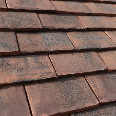 Handmade Clay Roof Tiles - marley canterbury handmade clay plain roof tile loxleigh
