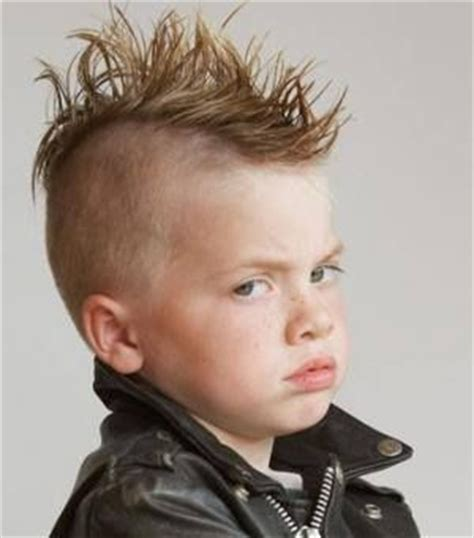 mohawk haircuts for little boys 17 best images about mohawk haircuts on pinterest short