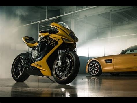 mercedes motorcycle mercedes benz amg x mv agusta f3 800 motorcycle youtube