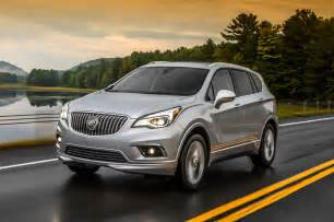 Buick Vom 2017 Buick Envision Drive Review Motor Trend