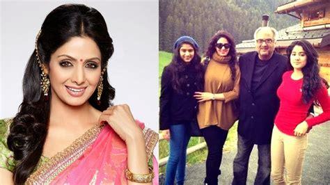 sridevi family actress sridevi family photos south indian actress