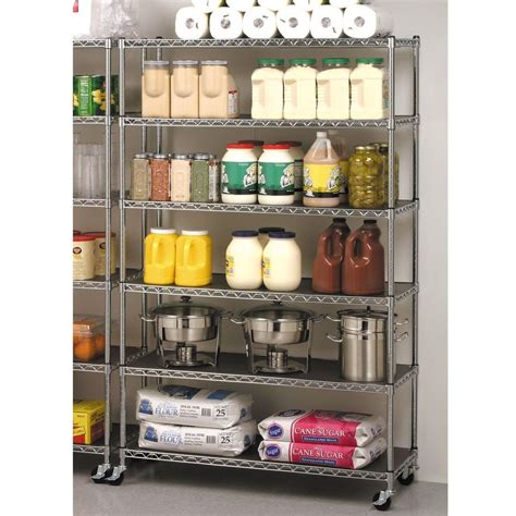 Commercial Shelf by Commercial Metal Steel Rolling Storage Shelving Rack