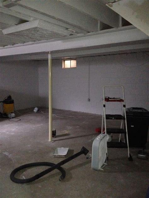 basement ceiling 7 prepossessing laundry room ideas new at basement ceiling 7 unfinished basement ideas