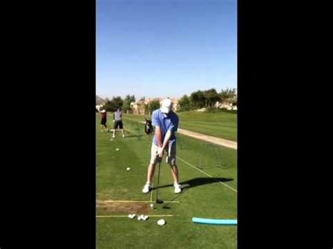left handed driver swing left handed golf swing driver youtube