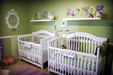 Purple And Green Nursery Ideas Home Staging Accessories 2014 Purple And Green Nursery Decor