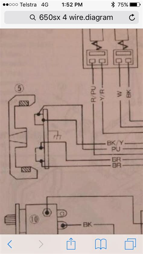 650sx wiring diagram wiring diagram with description